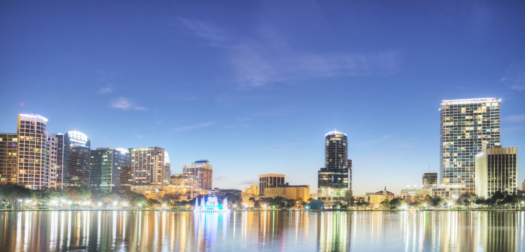 Website Lake Eola